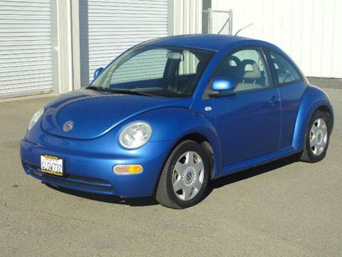 2000 Volkswagen Beetle for sale at PRICE TIME AUTO SALES in Sacramento CA