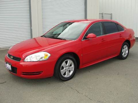 2009 Chevrolet Impala for sale at PRICE TIME AUTO SALES in Sacramento CA