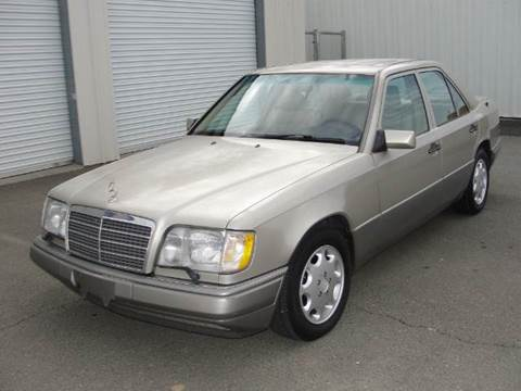 1994 Mercedes-Benz E-Class for sale at PRICE TIME AUTO SALES in Sacramento CA