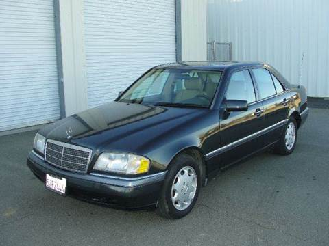 1994 Mercedes-Benz C-Class for sale at PRICE TIME AUTO SALES in Sacramento CA