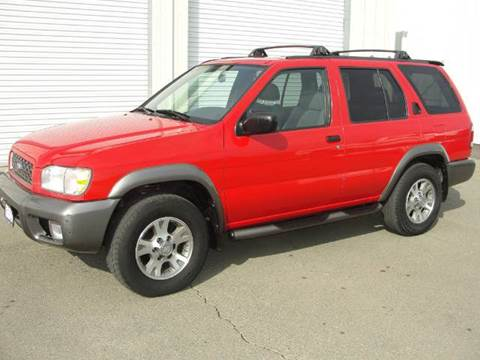 2000 Nissan Pathfinder for sale at PRICE TIME AUTO SALES in Sacramento CA