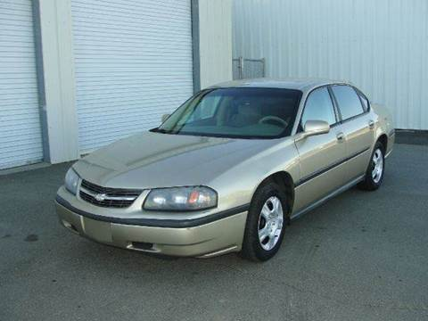 2005 Chevrolet Impala for sale at PRICE TIME AUTO SALES in Sacramento CA