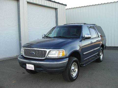 1999 Ford Expedition for sale at PRICE TIME AUTO SALES in Sacramento CA