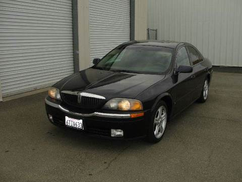 2000 Lincoln LS for sale at PRICE TIME AUTO SALES in Sacramento CA