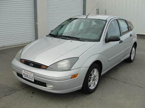 2004 Ford Focus for sale at PRICE TIME AUTO SALES in Sacramento CA