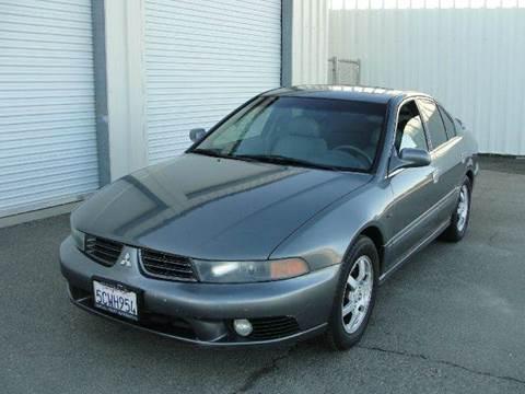 2003 Mitsubishi Galant for sale at PRICE TIME AUTO SALES in Sacramento CA