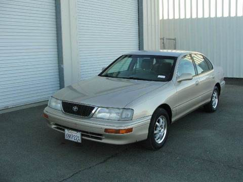 1997 Toyota Avalon for sale at PRICE TIME AUTO SALES in Sacramento CA