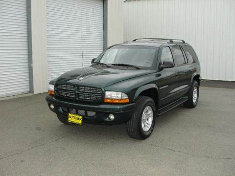 2001 Dodge Durango for sale at PRICE TIME AUTO SALES in Sacramento CA
