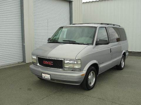 1998 GMC Safari for sale at PRICE TIME AUTO SALES in Sacramento CA