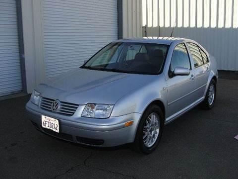 2003 Volkswagen Jetta for sale at PRICE TIME AUTO SALES in Sacramento CA