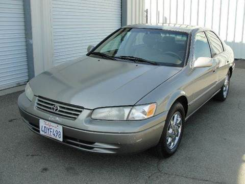 1999 Toyota Camry for sale at PRICE TIME AUTO SALES in Sacramento CA