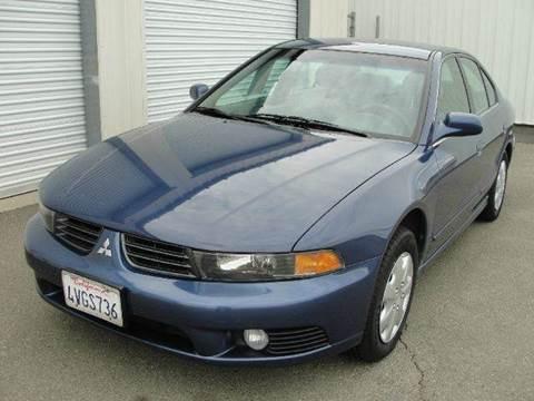 2002 Mitsubishi Galant for sale at PRICE TIME AUTO SALES in Sacramento CA