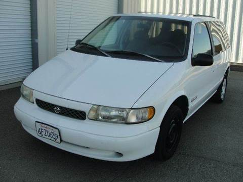 1997 Nissan Quest for sale at PRICE TIME AUTO SALES in Sacramento CA