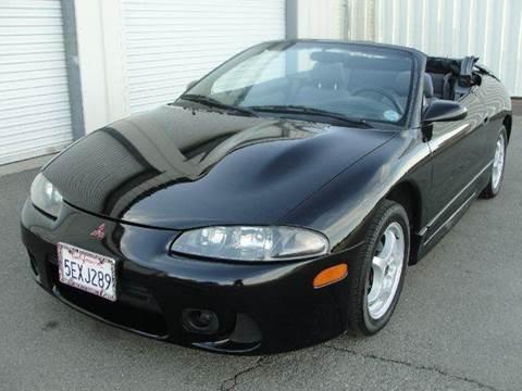 1999 Mitsubishi Eclipse Spyder for sale at PRICE TIME AUTO SALES in Sacramento CA