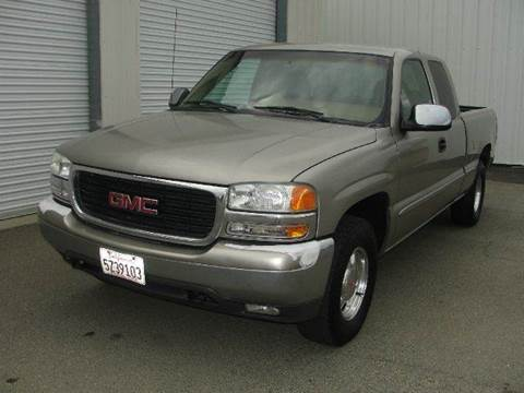 1999 GMC Sierra 1500 for sale at PRICE TIME AUTO SALES in Sacramento CA
