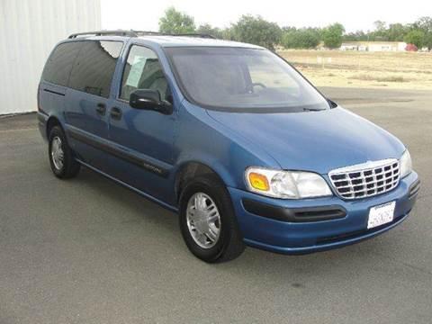 1999 Chevrolet Venture for sale at PRICE TIME AUTO SALES in Sacramento CA