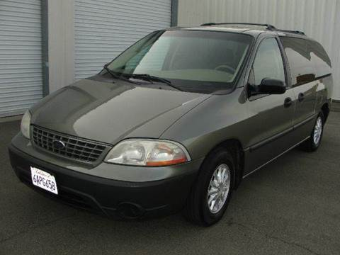 2001 Ford Windstar for sale at PRICE TIME AUTO SALES in Sacramento CA