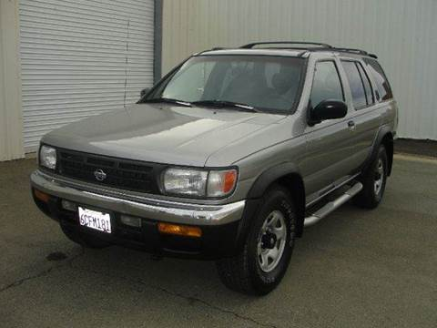 1998 Nissan Pathfinder for sale at PRICE TIME AUTO SALES in Sacramento CA