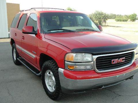 2001 GMC Yukon for sale at PRICE TIME AUTO SALES in Sacramento CA