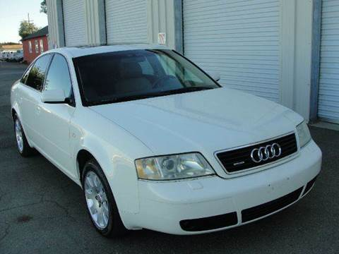 2001 Audi A6 for sale at PRICE TIME AUTO SALES in Sacramento CA