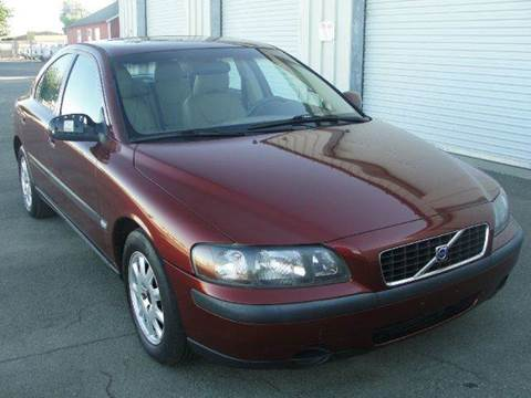 2001 Volvo S60 for sale at PRICE TIME AUTO SALES in Sacramento CA