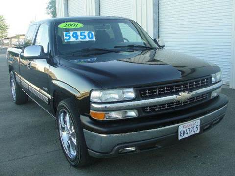 2001 Chevrolet Silverado 1500 for sale at PRICE TIME AUTO SALES in Sacramento CA