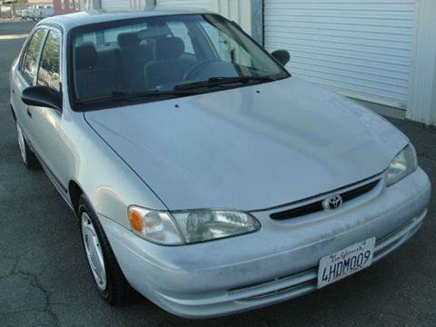 2000 Toyota Corolla for sale at PRICE TIME AUTO SALES in Sacramento CA
