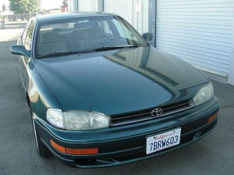 1994 Toyota Camry for sale at PRICE TIME AUTO SALES in Sacramento CA
