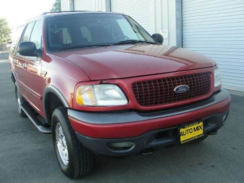 2000 Ford Expedition for sale at PRICE TIME AUTO SALES in Sacramento CA