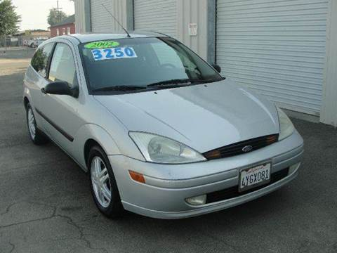 2002 Ford Focus for sale at PRICE TIME AUTO SALES in Sacramento CA