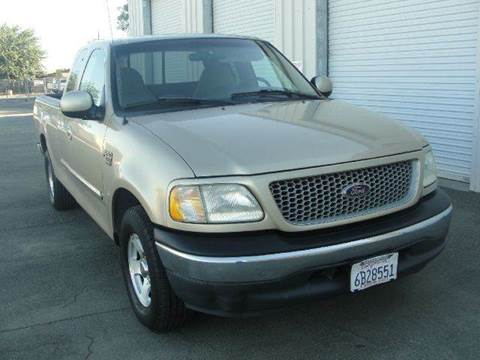1999 Ford F-150 for sale at PRICE TIME AUTO SALES in Sacramento CA
