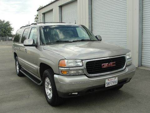 2002 GMC Yukon for sale at PRICE TIME AUTO SALES in Sacramento CA