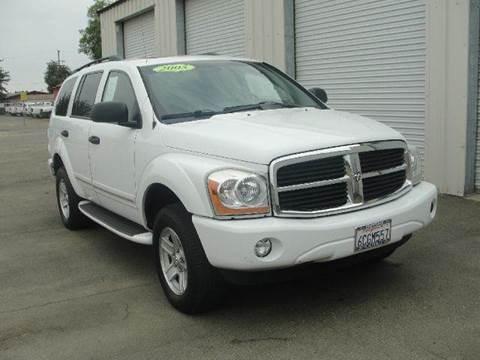 2005 Dodge Durango for sale at PRICE TIME AUTO SALES in Sacramento CA