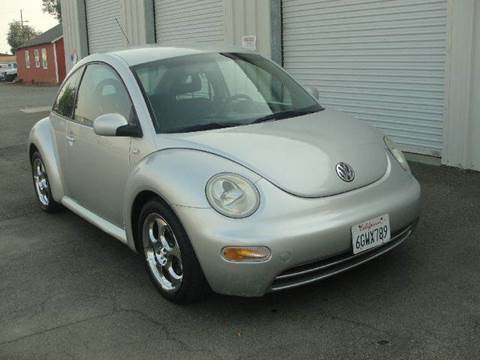 2001 Volkswagen Beetle for sale at PRICE TIME AUTO SALES in Sacramento CA