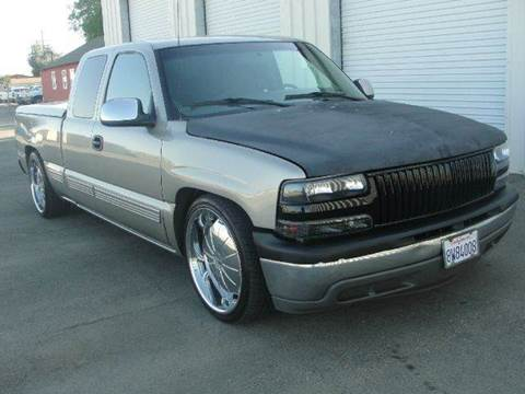 2000 Chevrolet Silverado 1500 for sale at PRICE TIME AUTO SALES in Sacramento CA