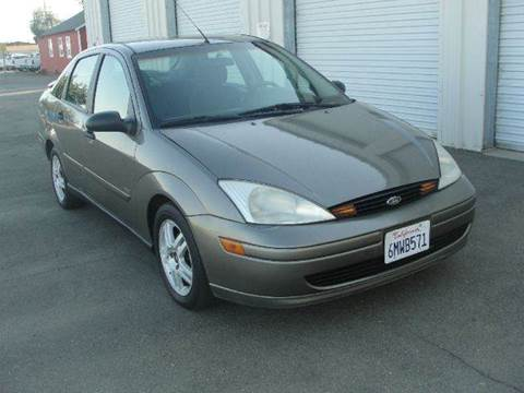 2000 Ford Focus for sale at PRICE TIME AUTO SALES in Sacramento CA