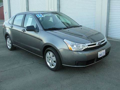 2010 Ford Focus for sale at PRICE TIME AUTO SALES in Sacramento CA