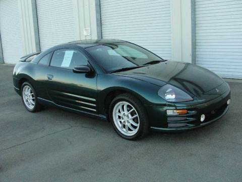 2001 Mitsubishi Eclipse for sale at PRICE TIME AUTO SALES in Sacramento CA