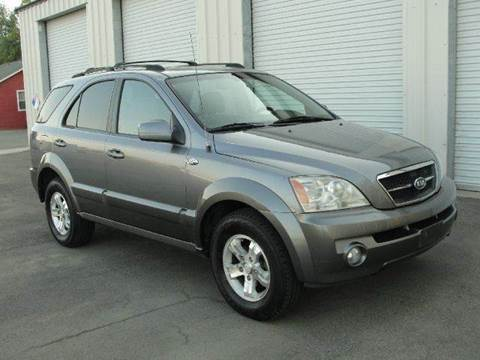 2006 Kia Sorento for sale at PRICE TIME AUTO SALES in Sacramento CA