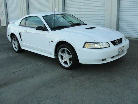 2000 Ford Mustang for sale at PRICE TIME AUTO SALES in Sacramento CA