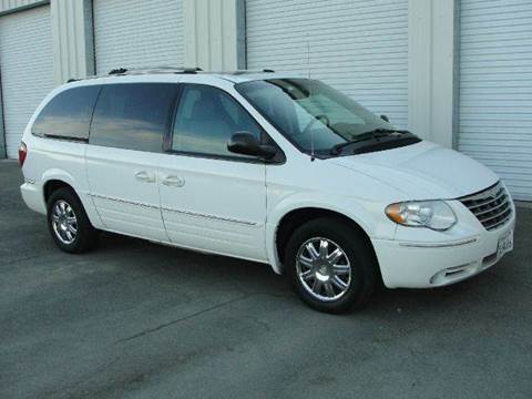 2005 Chrysler Town and Country for sale at PRICE TIME AUTO SALES in Sacramento CA