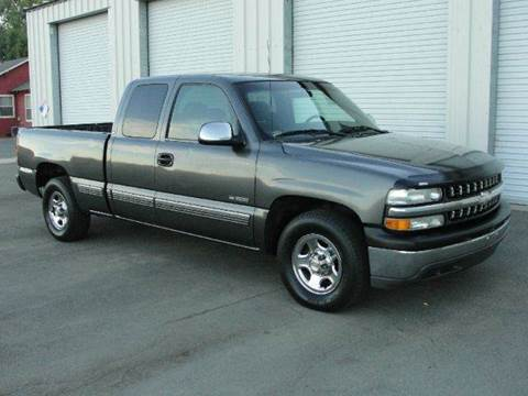 2002 Chevrolet Silverado 1500 for sale at PRICE TIME AUTO SALES in Sacramento CA
