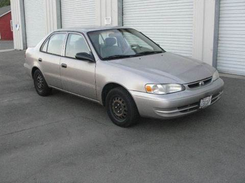 1999 Toyota Corolla for sale at PRICE TIME AUTO SALES in Sacramento CA