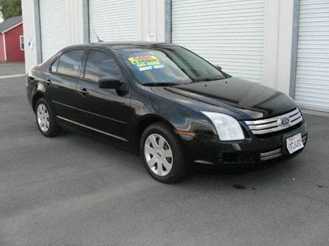 2007 Ford Fusion for sale at PRICE TIME AUTO SALES in Sacramento CA