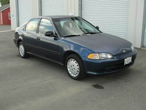1994 Honda Civic for sale at PRICE TIME AUTO SALES in Sacramento CA