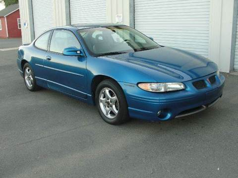 1999 Pontiac Grand Prix for sale at PRICE TIME AUTO SALES in Sacramento CA