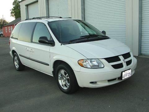 2004 Dodge Caravan for sale at PRICE TIME AUTO SALES in Sacramento CA