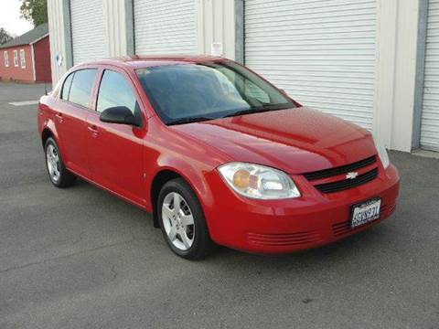 2006 Chevrolet Cobalt for sale at PRICE TIME AUTO SALES in Sacramento CA