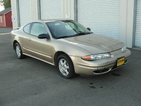 2003 Oldsmobile Alero for sale at PRICE TIME AUTO SALES in Sacramento CA