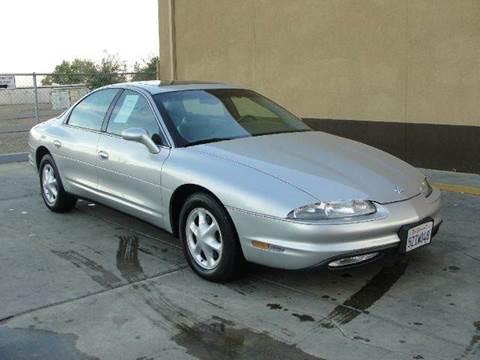 1999 Oldsmobile Aurora for sale at PRICE TIME AUTO SALES in Sacramento CA